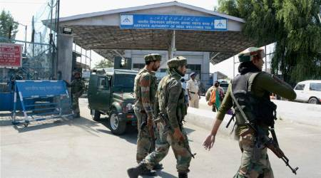 Day after grenade attack, IED power circuit found outside Jammu airport
