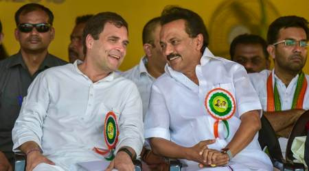 Tamil Nadu, Congress, DMK, Rural body elections, Sonia Gandhi, Rahul Gandhi , DMK Congress fight, AIADMK, PMK, Anti Modi wave, Indian Express News, Chennai News, Tamil Nadu news