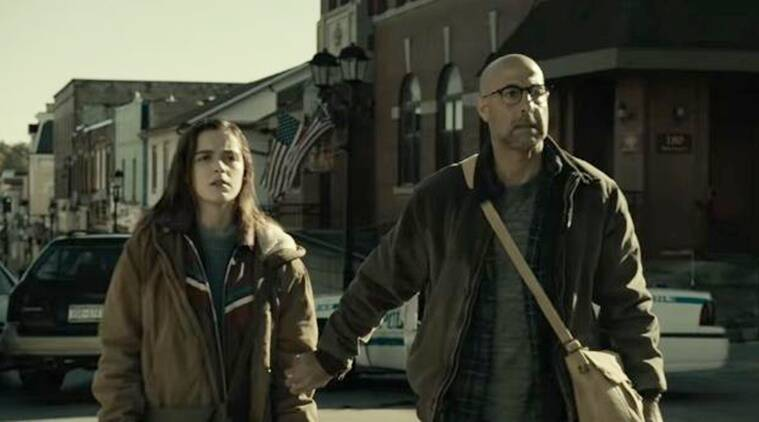 The Silence trailer: Stanley Tucci starrer is reminiscent of