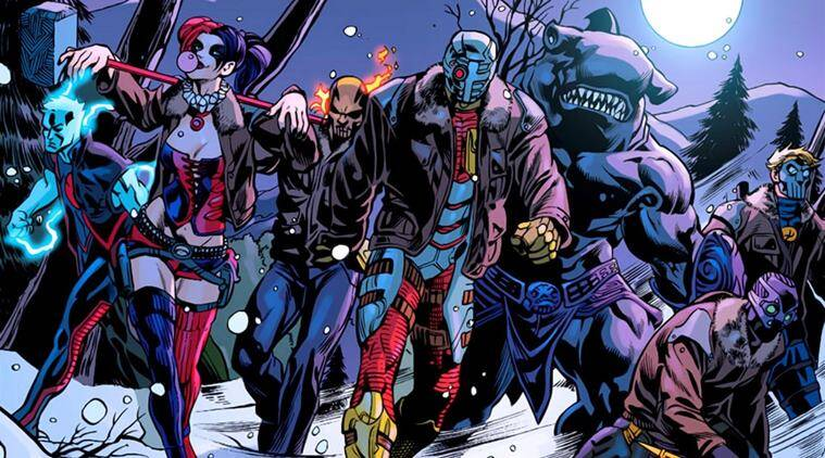 The Suicide Squad: New characters revealed