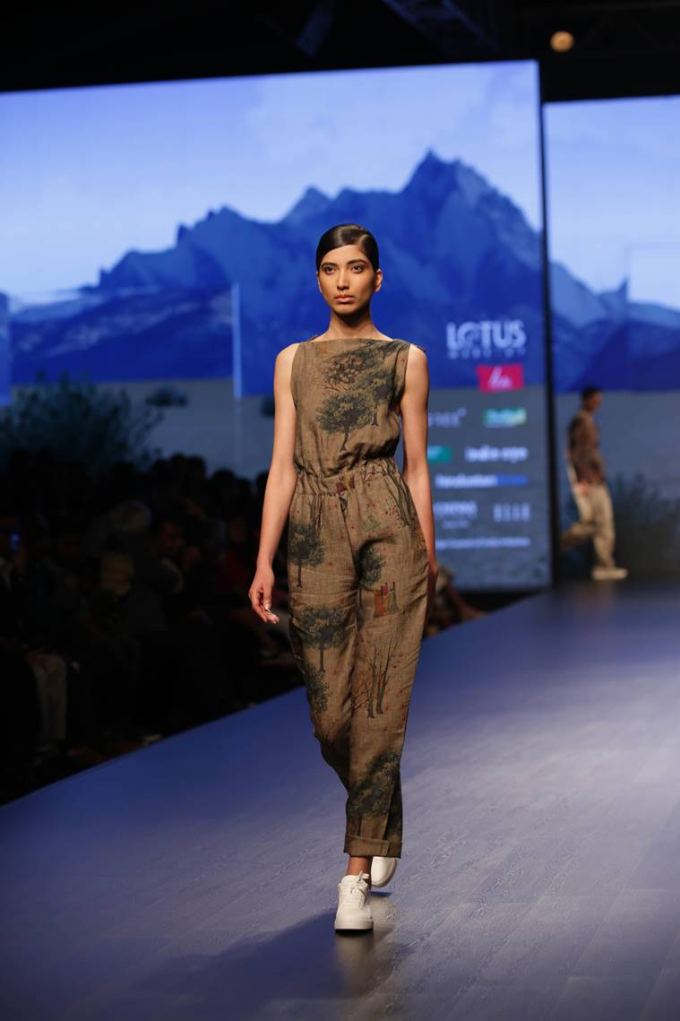 Lotus India Fashion Week, 2019, suket dhir, Lotus India Fashion Week, 2019 designer suket dhir, indian express, indian express news
