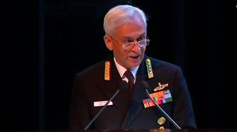 Pulwama attack by extremists aided by a state seeking to destabilise India: Navy chief Sunil Lamba