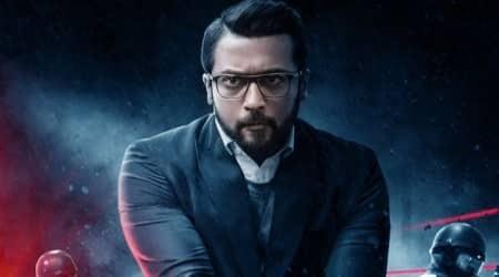 Suriya on Kaappaan co-star Mohanlal
