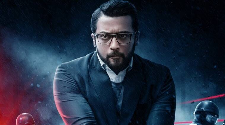 Suriya on Kaappaan co-star Mohanlal