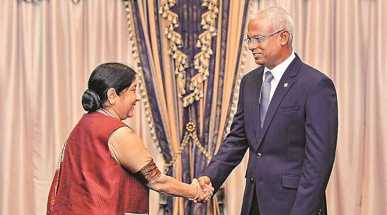 Will be sensitive to India's security concerns: Maldives