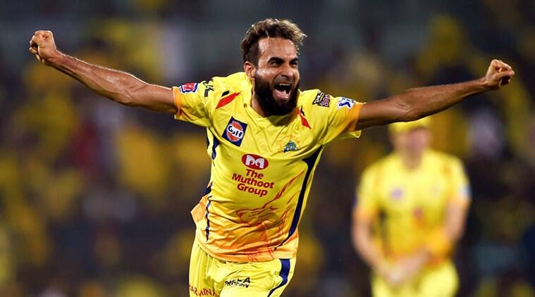 71af77c7323f0 Imran Tahir snatched the Purple Cap top spot from Kagiso Rabada during the IPL  2019 final. (Source: PTI)