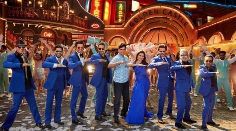 total dhamaal box office collection