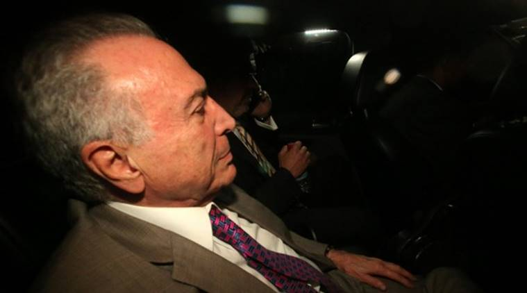 Brazil ex-president Michel Temer released by judge, prosecutors to appeal