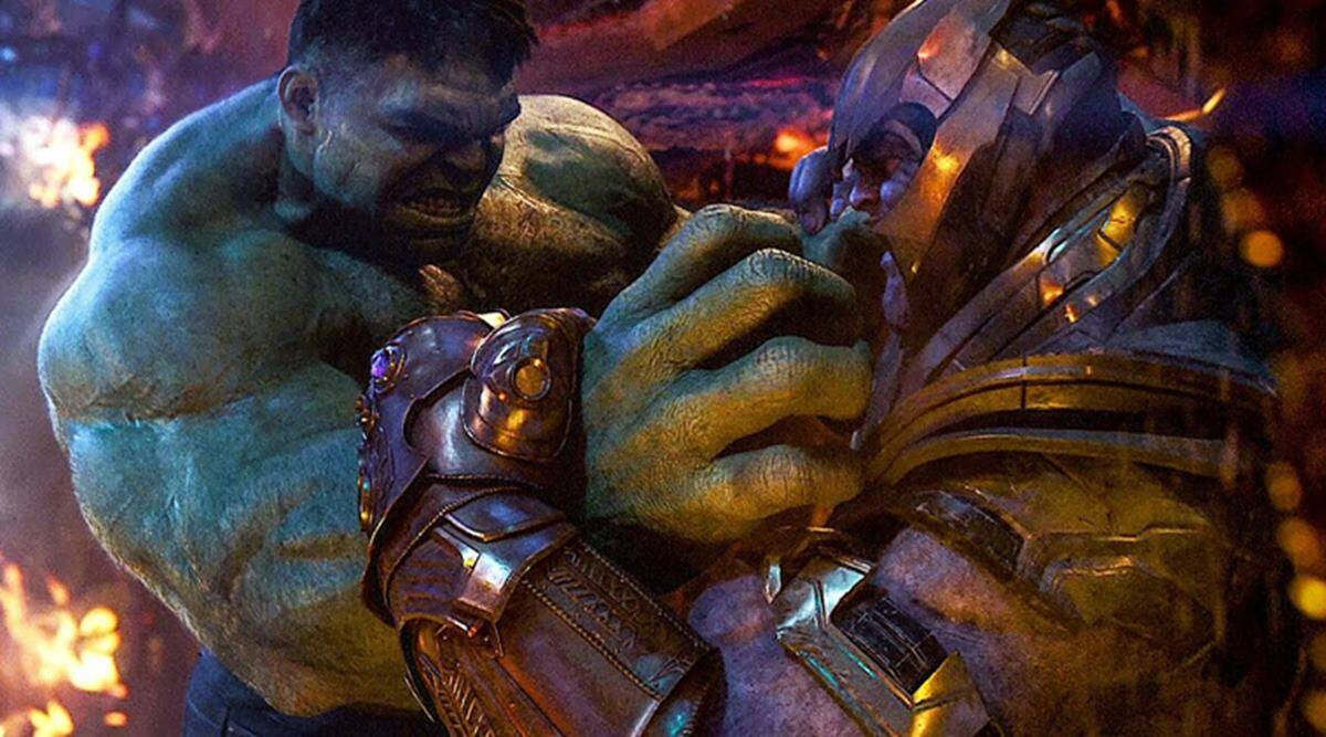 Avengers Endgame: New theory predicts an epic Thanos vs Hulk duel | Entertainment News,The Indian Express