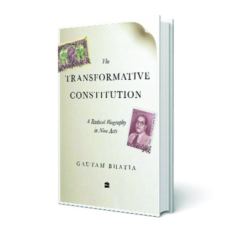 Gautam Bhatia, book, book review, The Transformative Constitution: A Radical Biography in Nine Acts