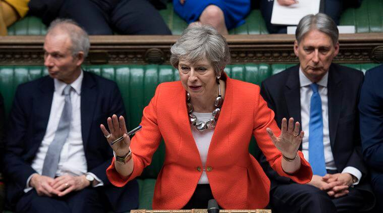 brexit, brexit deal, brexit vote, theresa may, united Kingdom, britain exit from european union, european union, brexit deadline, conservative party, labour party, britain, world news, indian express news