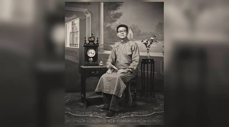 ef56ddb6c A Selfie in Fuzhou: In one man's photographs of himself over 60 ...
