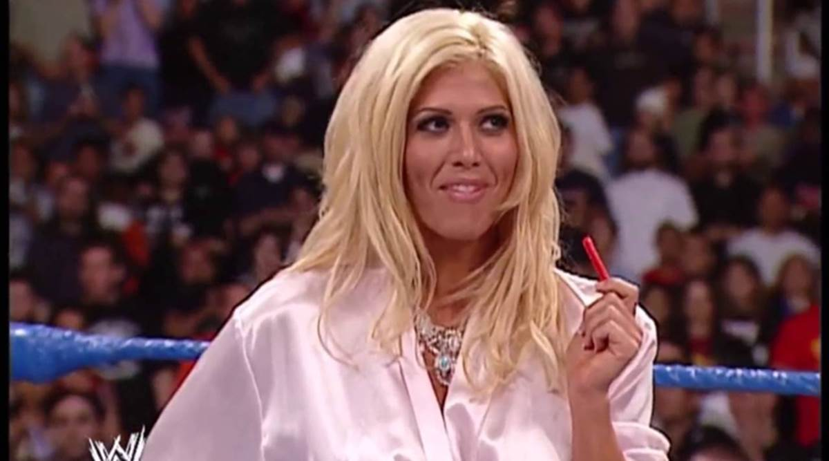 WWE: Torrie Wilson inducted in the WWE Hall of Fame class of 2019 | Sports  News,The Indian Express