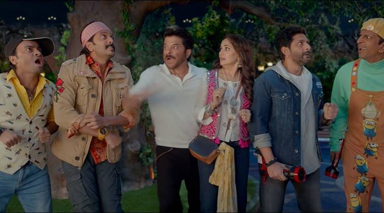 Total Dhamaal box office collection: Anil Kapoor-Madhuri Dixit film stays afloat