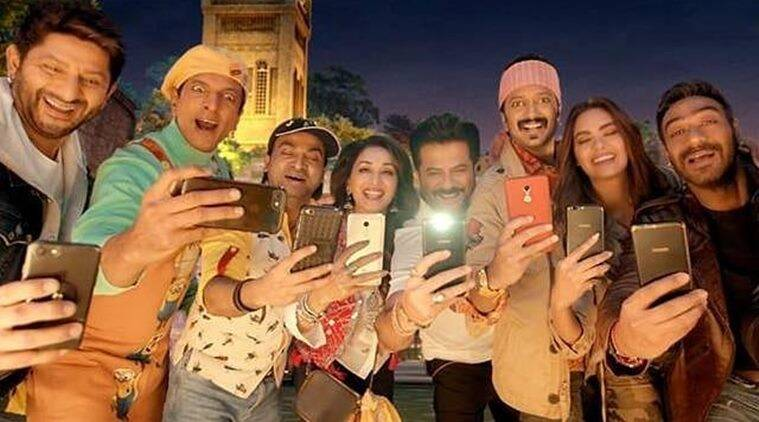 total dhamaal box office day 11