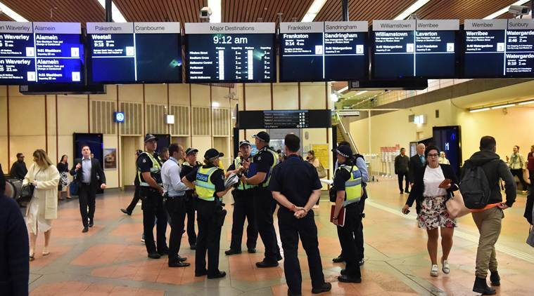 australia, Flagstaff train station, Flagstaff station terror, Flagstaff station melbourne, australia terrorism, christchurch mosque attack, christchurch attack