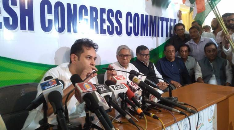 Tripura BJP vice-president Subal Bhowmik joins Congress