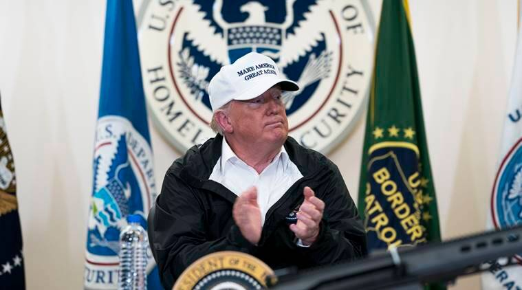 Trump plans to ask for another $8.6B to fund border wall: report