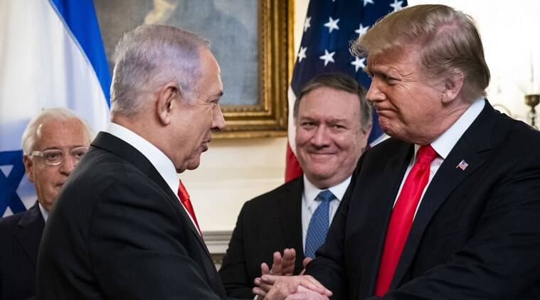 Israel will consider US Mideast plan, Palestinians to boycott