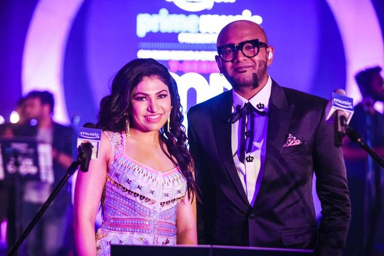 Tulsi Kumar and Benny Dayal
