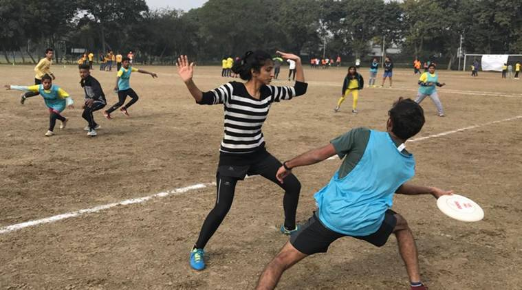Infusing inclusivity and breaking gender barriers, one flying disc at a time