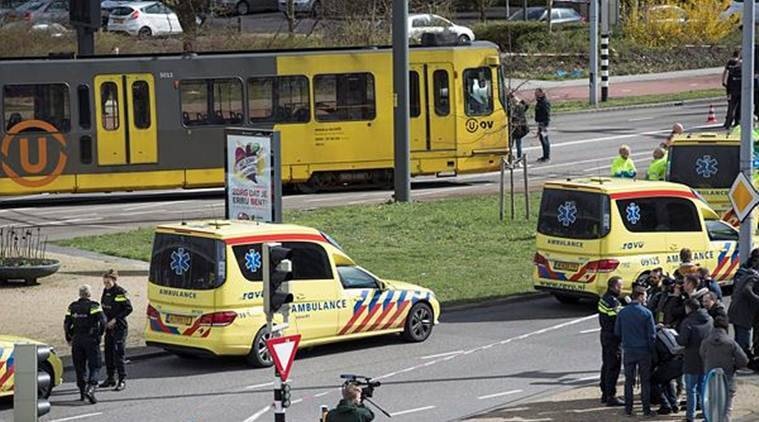 Utrecht Tram Shooting: Death Toll Rises To Three, Police Hunt For Turkish Man