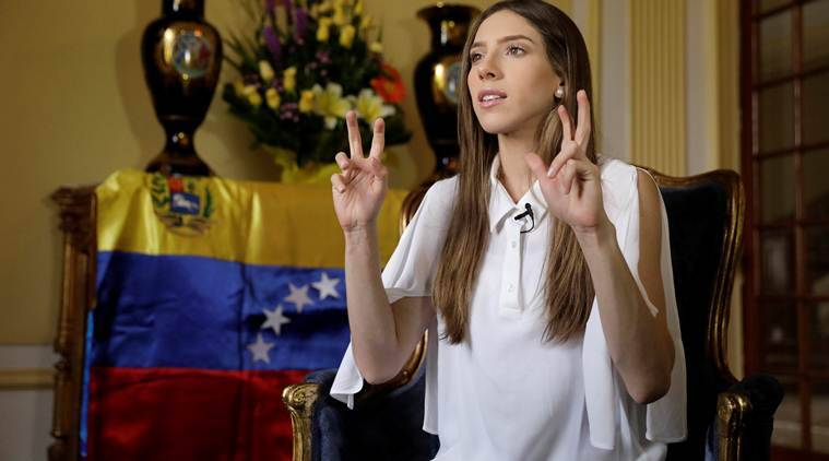 Venezuelan Opposition Leader Juan Guaido's Wife To Nicolas Maduro: 'enough Already!'