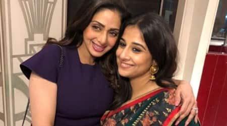 vidya balan wants to work on sridevi biopic
