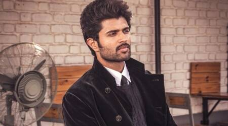 Vijay Deverakonda film hero