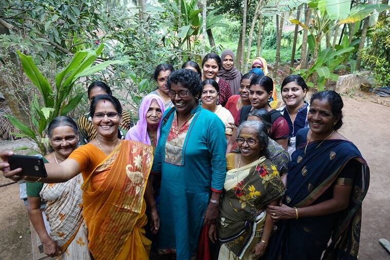 influential women, BBC, Kerala