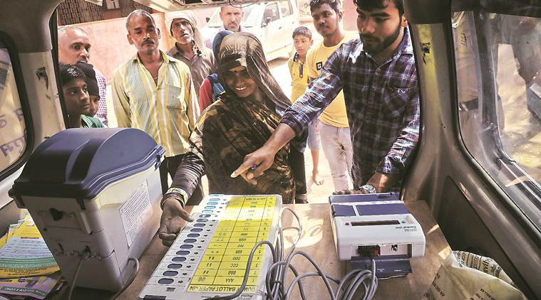 Election Commission's VVPAT counting passes experts' test