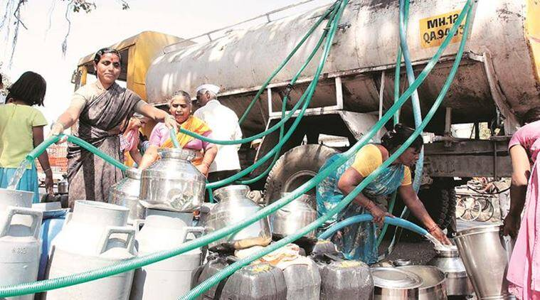 Maharashtra: Demand for tankers at all-time high, over 3,000 supplying water to 2,485 villages