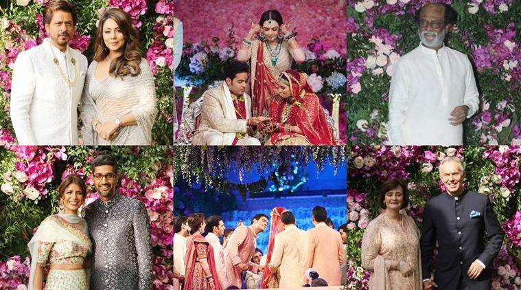 akash ambani, Akash Ambani Shloka Mehta wedding photos, akash ambani wedding, akash ambani marriage, ambani wedding, shah rukh khan, amitabh bhachchan, akash ambani marriage photo, akash ambani marriage pics, akash ambani wedding pics, akash ambani wedding photo, akash ambani marriage photos, ambani wedding, wedding of akash ambani, shloka mehta, shloka mehta father, shloka mehta family, akash, akash shloka, tony blair, sundar pichai, shah rukh khan, aamir khan, amitabh bachchan, rajinikanth