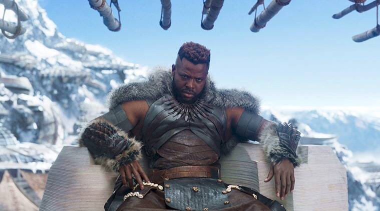 """Black Panther actor Winston Duke reveals he auditioned for a """"fake script"""""""