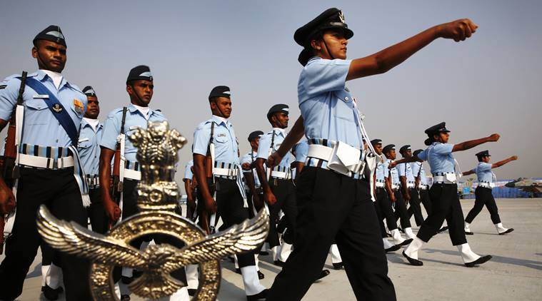 women officers, women officers permanent commission, women officers army permanent commission, what is permanent commission, Modi on women officers, women in armed forces, women for combat roles, indian express