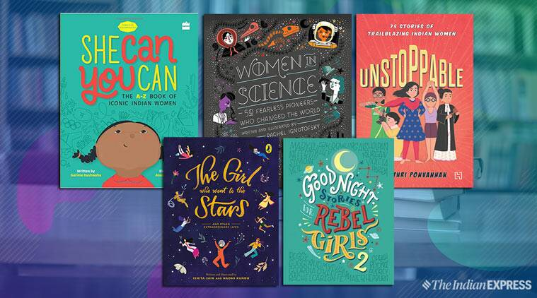 Happy Women's Day 2019: Eight inspirational children's books on female icons