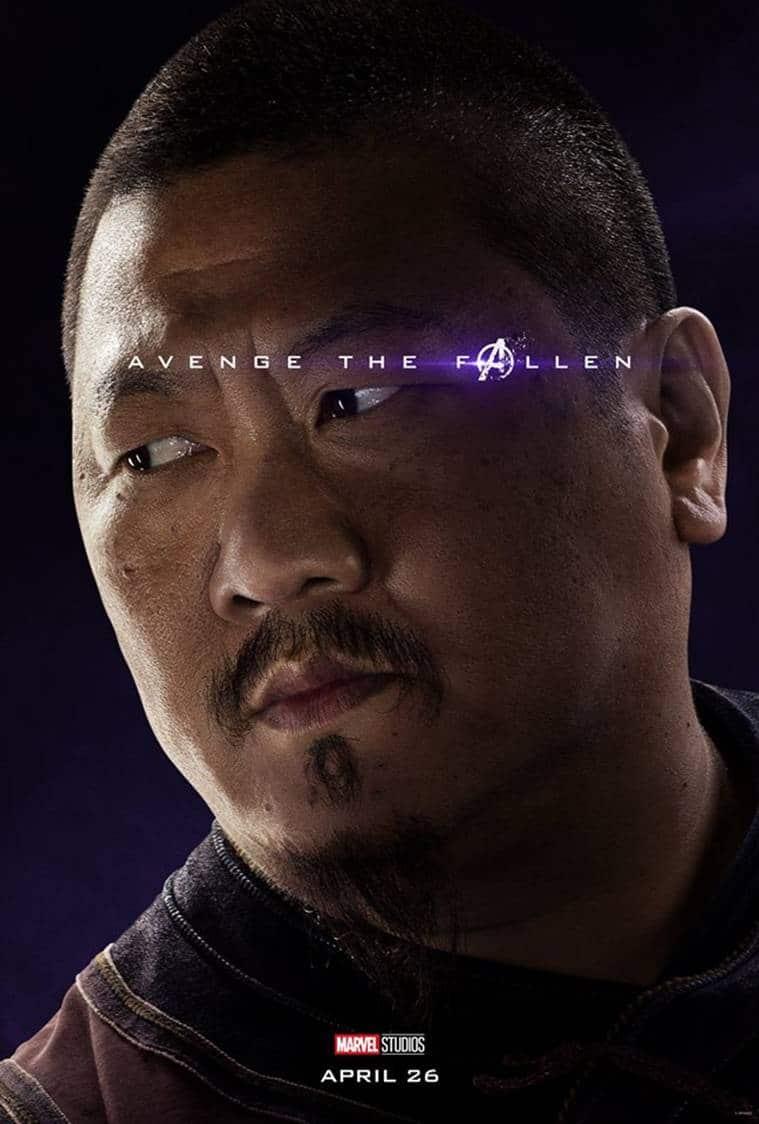 wong in avengers endgame