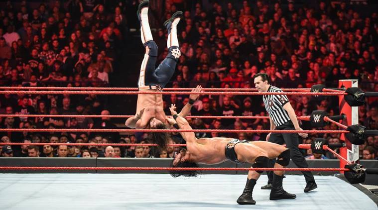 Wwe Raw Results: Drew Mcintyre Challenges Roman Reigns For 'fight' At Wrestlemania; Ronda Rousey Injures Dana Brooke