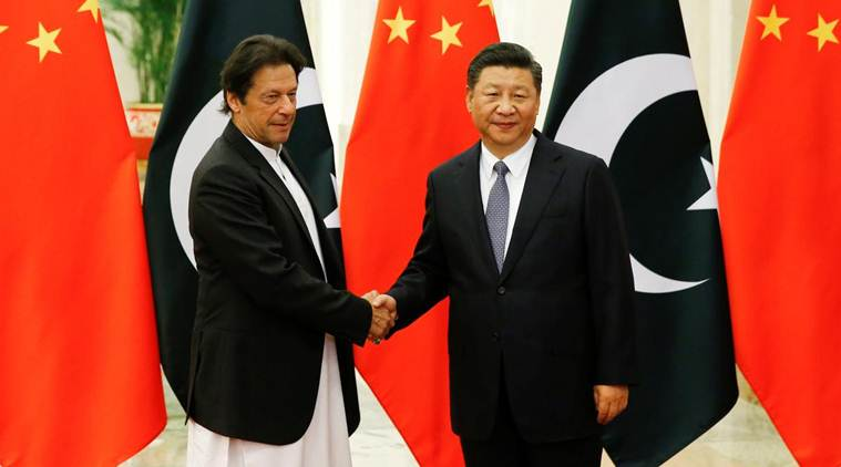 Message for Pakistan but all eyes on China