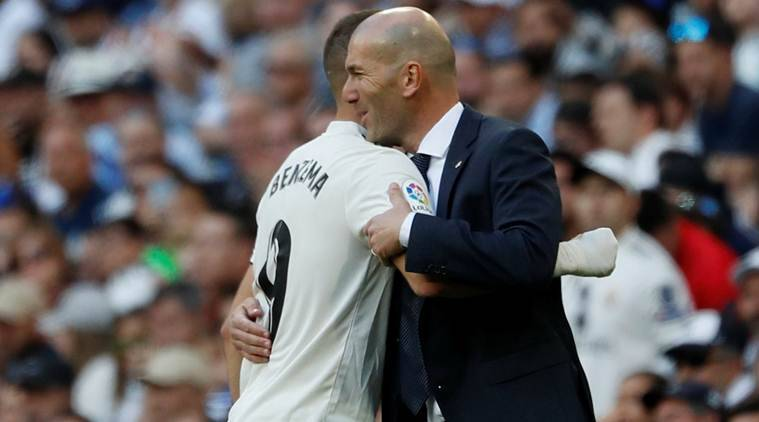 Happiness is back for Real Madrid with Zinedine Zidane's return: Keylor Navas