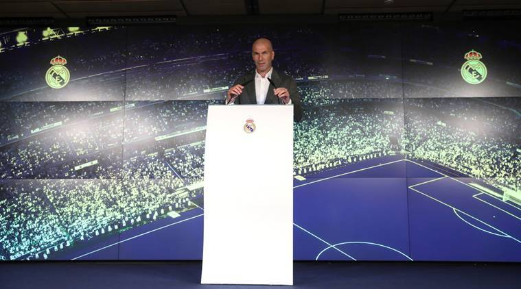 Zinedine Zidane promises changes at Real Madrid following return