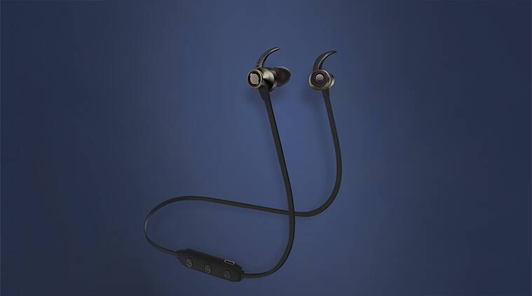Sound One X70 Bluetooth earphones launched at Rs 1,790