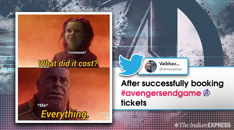 avengers: endgame, avengers, avengers endgame tickets, avengers memes, marvel cinematic universe, mcu, marvel comics, captain america, thor, iron man, captain marvel, black panther, spider man, avengers latest