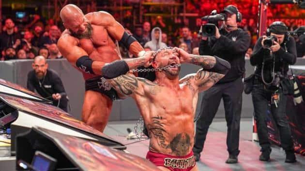 WWE Wrestlemania 2019