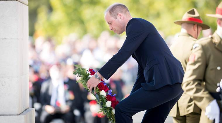 Prince William visits New Zealand after mosque attacks
