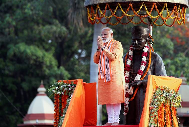 Varanasi: BJP has a 'development' list, but in PM seat too, 'national security' trumps all