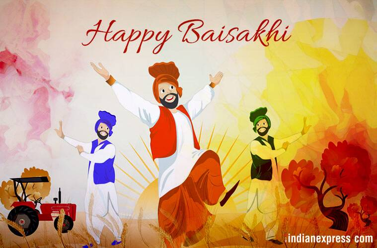 Happy Baisakhi 2019 Wishes Images, Status, Quotes, Messages, Wallpaper, SMS, Photos and Pics
