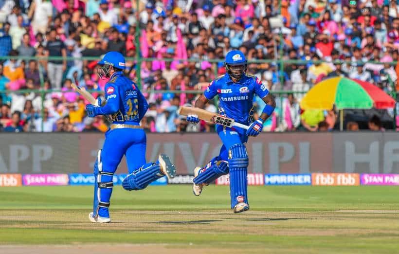 IPL 2019, RR vs MI