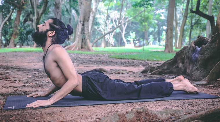 yoga, yoga asana, health, indian express, fitness