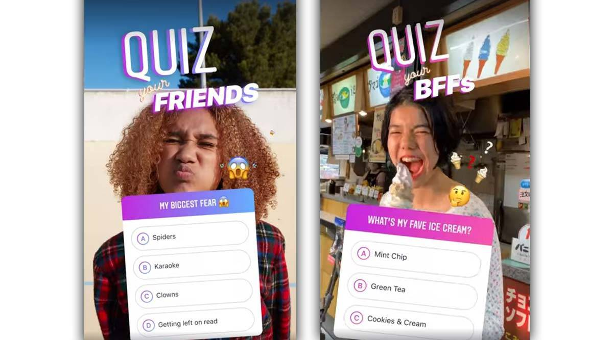 How to use Instagram Stories Quiz Sticker on iPhone, Android